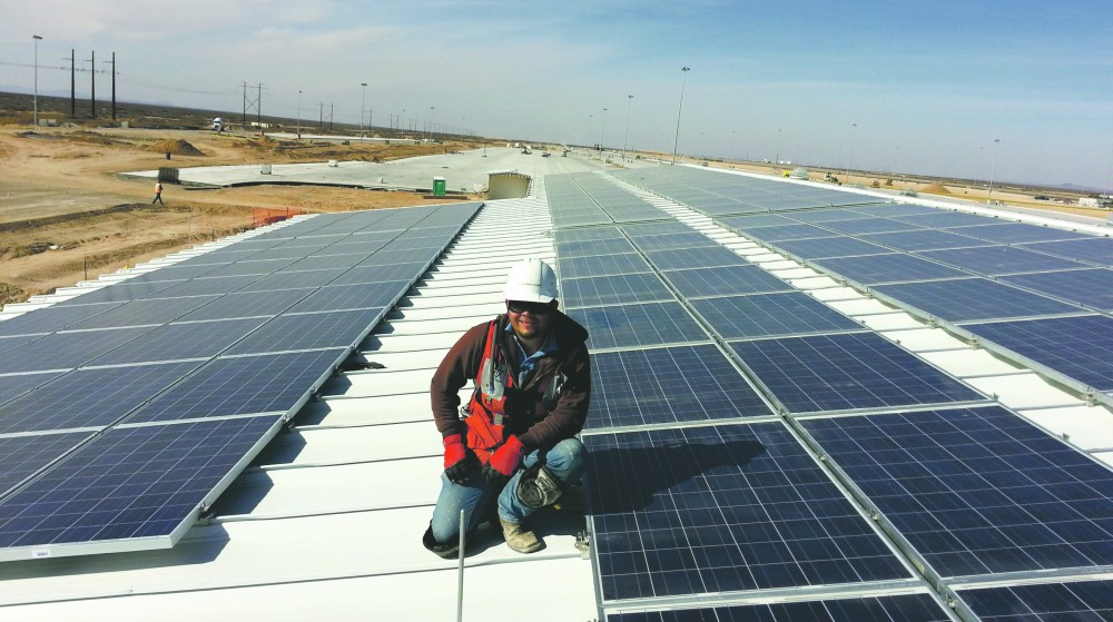 2014-01-24 Solar Smart Living El Paso