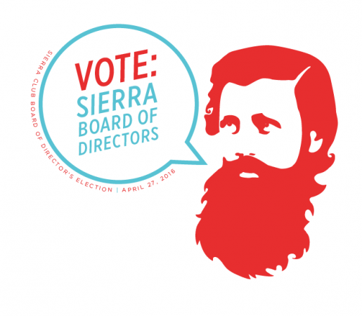 National Sierra Club Elections are Underway