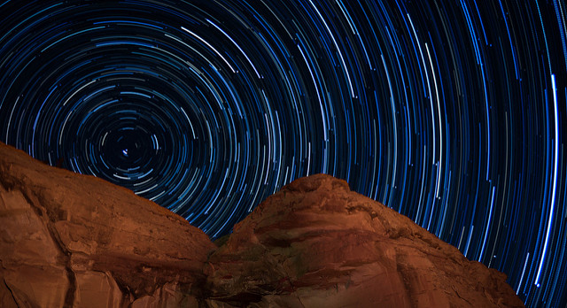 Camping trip to Chaco Canyon